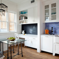 Contemporary Kitchen by Eco+Historical, Inc.