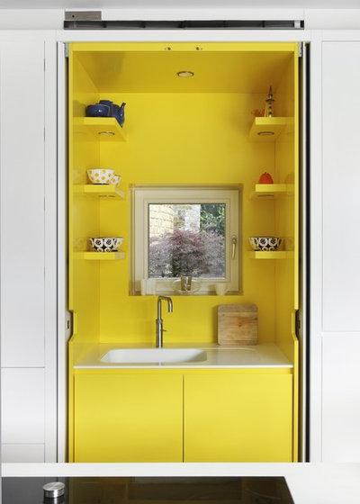 コンテンポラリー キッチン by Chamber Furniture