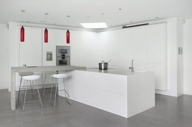 Contemporary Kitchen by Chamber Furniture