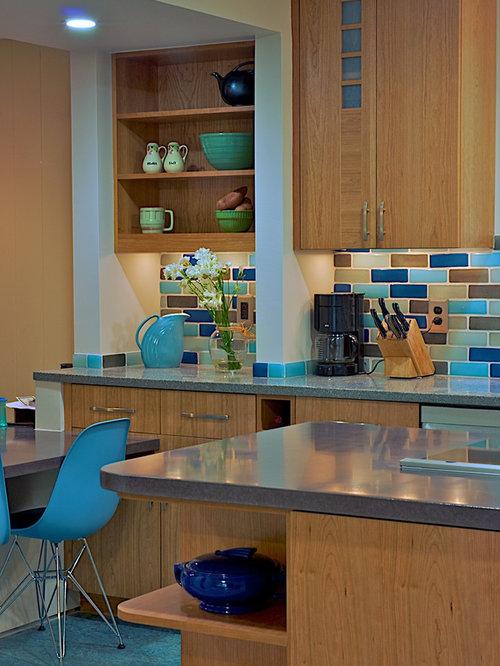 Fiberglass Backsplash Design Ideas & Remodel Pictures   Houzz