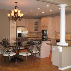 Eclectic Kitchen by Distinctive Design / Build / Remodel, LLC.