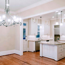 Traditional Kitchen by Deer Creek Homes, Inc.