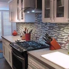 Contemporary  by Eden Mosaic Tile