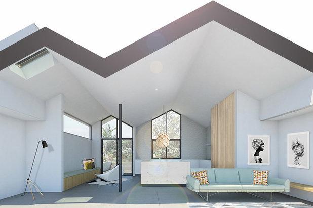 Modern Kitchen by Milieu: Architecture + Design