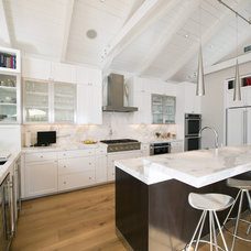 Contemporary Kitchen by Hudson Street Design