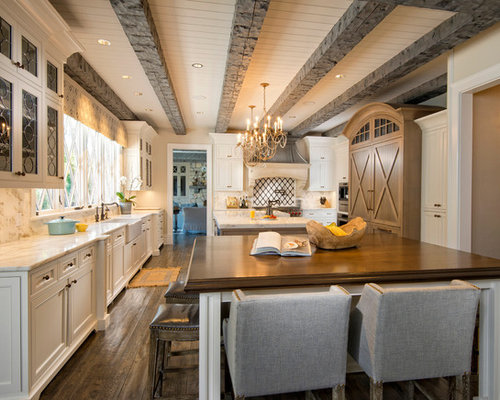 Kitchen with multiple islands design ideas remodel for Boro kitchen cabinets inc