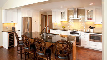 Edina contemporary kitchen