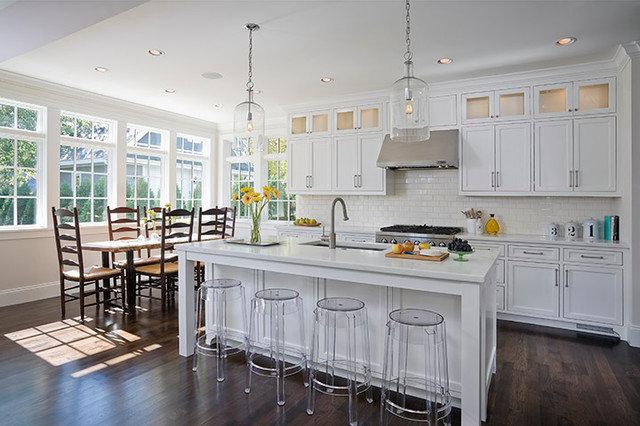 Traditional Kitchen by JALIN Design, LLC