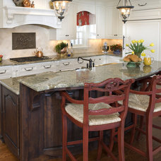 traditional kitchen by John Kraemer & Sons
