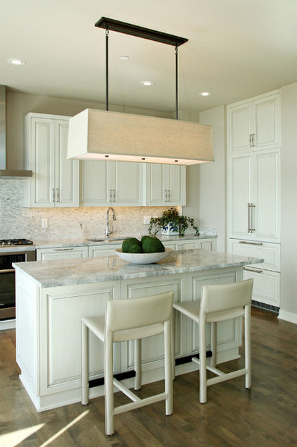 Contemporary Kitchen by Suburban Dream Homes