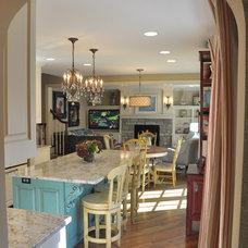 Traditional Kitchen by Woodstone Renovation LLC