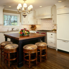 traditional kitchen by Warren Home Restorations