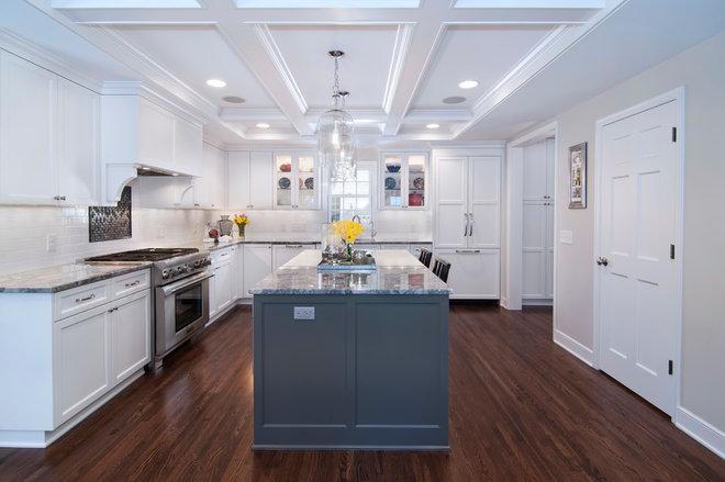 Traditional Kitchen by Schrader & Companies