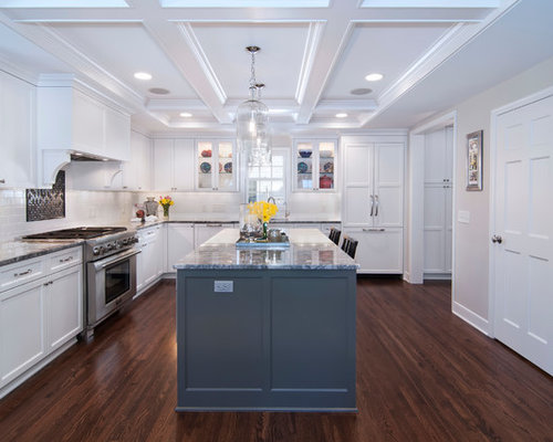 Waffle Ceiling Home Design Ideas, Pictures, Remodel and Decor