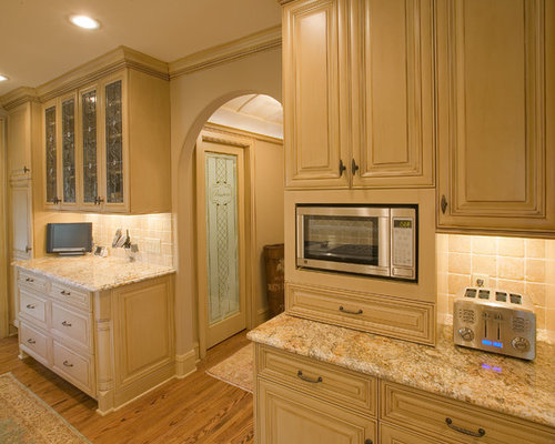 Inspiration For A Mid Sized Timeless Galley Enclosed Kitchen Remodel In  Minneapolis With Granite Countertops Part 68