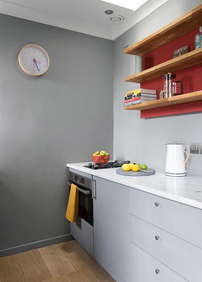 Contemporary Kitchen by John Wilson Design