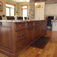 Traditional Kitchen by Rosemount Woods inc