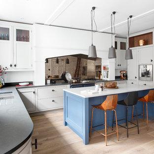 Edinburgh Town House - Basement Kitchen