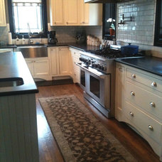 Traditional Kitchen by AJD Interiors