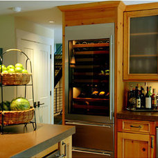 Contemporary Kitchen by Environmental Design Services