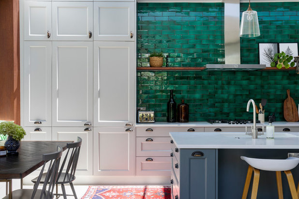 Contemporary Kitchen by Imperfect Interiors