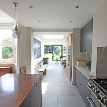 Edwardian House extension in North Bristol