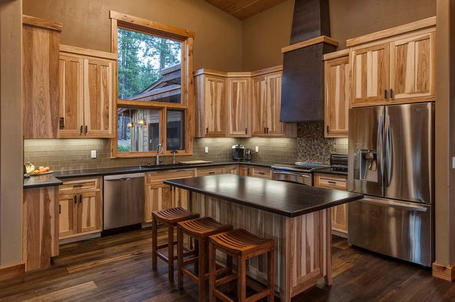 Contemporary Kitchen by Mountain Concepts