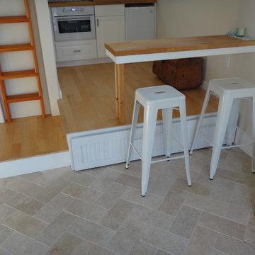 Efficient Small Studio Apartment