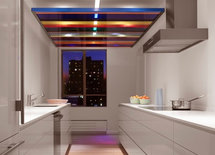 What is the brand of range hood?
