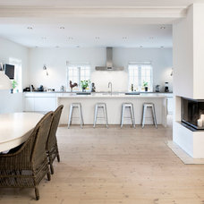 Transitional Kitchen by Eggersmann Kitchens | Home Living