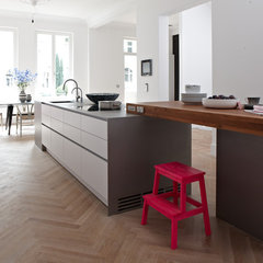modern kitchen by Eggersmann Kitchens | Home Living