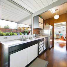 Midcentury Kitchen by Better Living SoCal