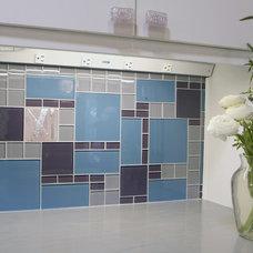 Contemporary Kitchen by Carol Gillum, CKD