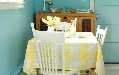 Color Breezes Into Cottage Style