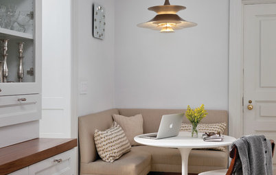10 Smart Ways to Maximise a Small Dining Space