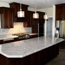 Traditional Kitchen by RAM Woodworks