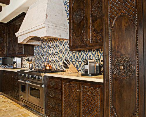Moroccan Kitchen Design New Moroccan Kitchen  Houzz