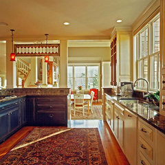 traditional kitchen by Gristmill Builders, LTD