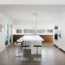 Modern Kitchen by Rational Kitchens Calgary