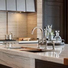 Traditional Kitchen by Exquisite Kitchen Design