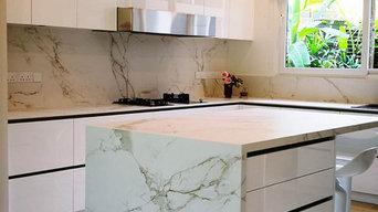 Elegant & Modern Kitchen Project (MS)