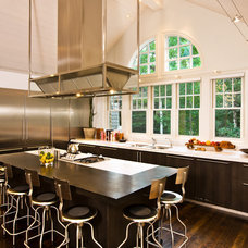 Contemporary Kitchen by Shane Aspen Real Estate