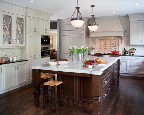 Classic Kitchen Design.  Elegant Classic Kitchen Design
