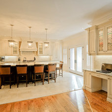 Traditional Kitchen by Southport Cabinet Company