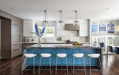 Kitchen of the Week: A Vibrant Space for Family and Friends