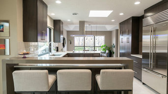 Elegant Kitchen & Bathroom Remodel