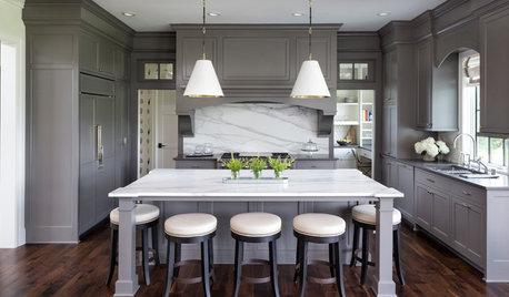 Wood Floor To Compliment Dark Cherry Cabinets