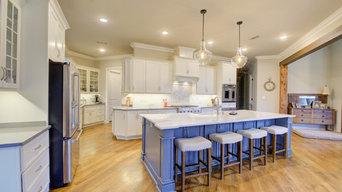 Elegant Kitchen, Master Bath, Laundry, & 1/2 Bath Remodel
