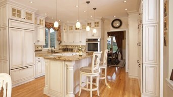 Elegant Kitchen Remodel - Elegant transformation!