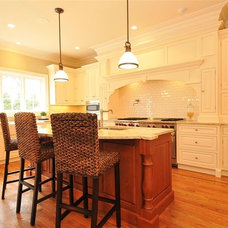 Traditional Kitchen by RR Builders, LLC